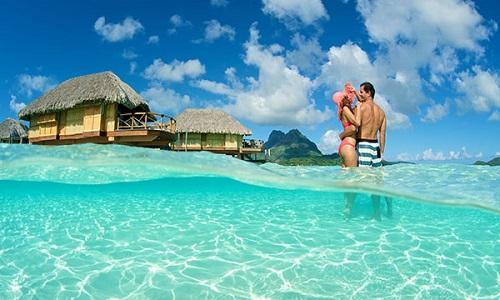 Paquete Turístico Tahiti y Bora Bora