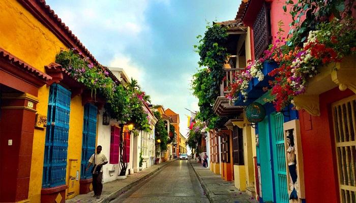 Paquete Cartagena 3