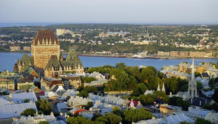 Paquete Quebec Canadá