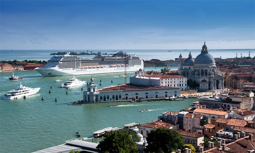 Paquete Turístico Crucero Europa