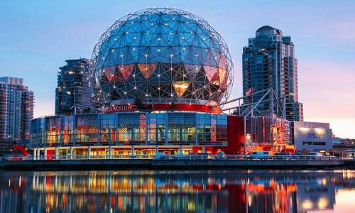 Paquete Turístico Vancouver