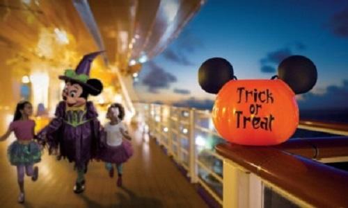 Paquete Turistico Crucero Halloween