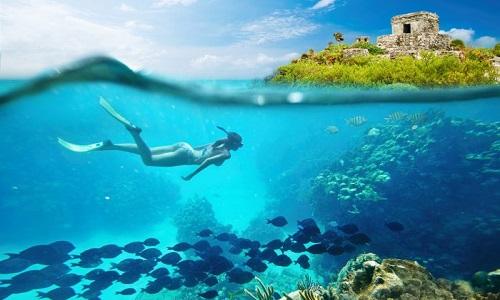 Paquete Turistico Riviera Maya