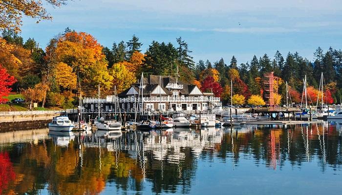 Paquete Vancouver Canada
