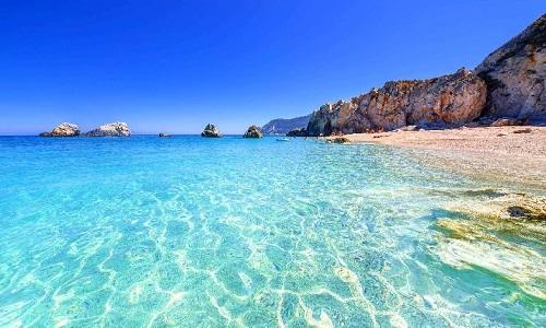 beautiful Archipelago in Greece