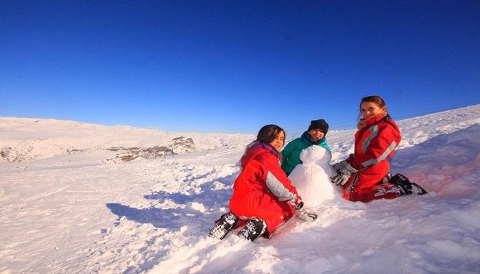 Paquete Nieve en Familia