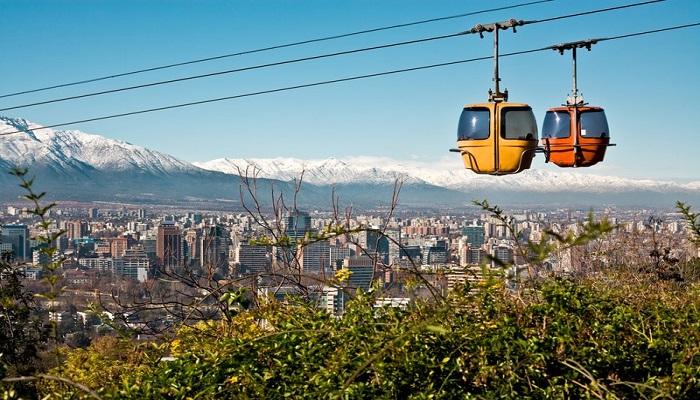 Paquete Santiado de Chile