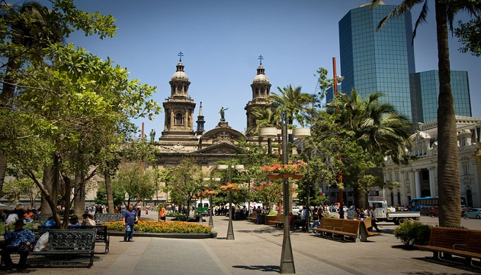 Paquete Santiago