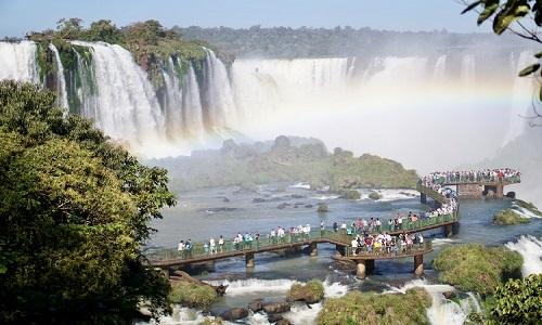 Paquete Turístico Foz de Iguazú