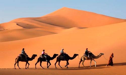 Paquete Turístico Marruecos + Riviera Maya