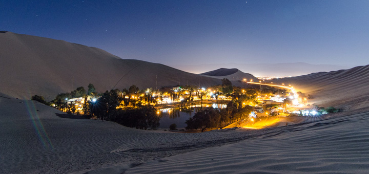 5 full day cerca Lima Huacachina