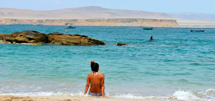 5 full day cerca Lima Playa La Mina
