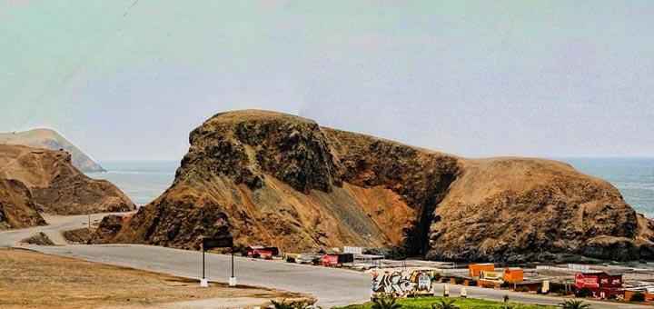 5 full day cerca Lima Playa Leon Dormido