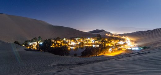 full day cerca Lima Huacachina