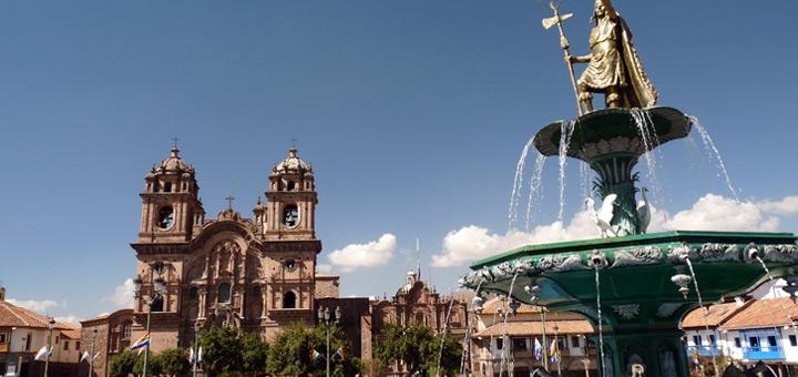 volaway plaza armas cusco