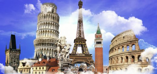 volaway tour europa que paises visitar