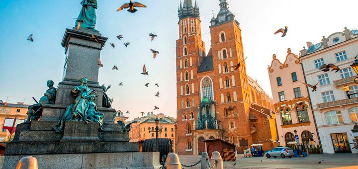 volaway tour europa que paises visitar cracovia polonia