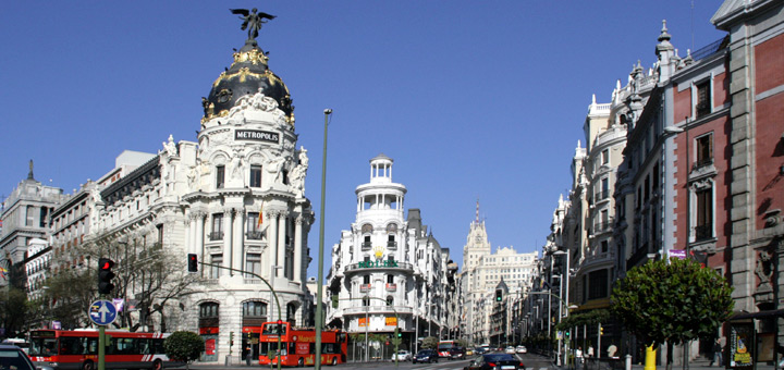 volaway tour europa que paises visitar madrid espana