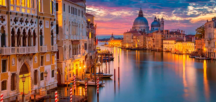 volaway tour europa que paises visitar venecia italia