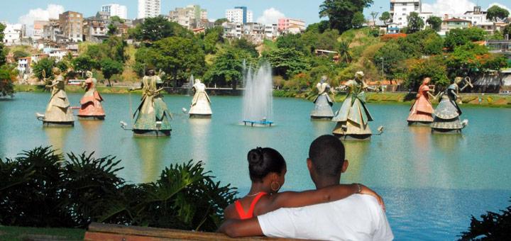 lago de los dioses brasil