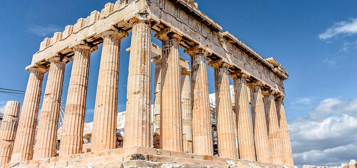 acropolis de grecia