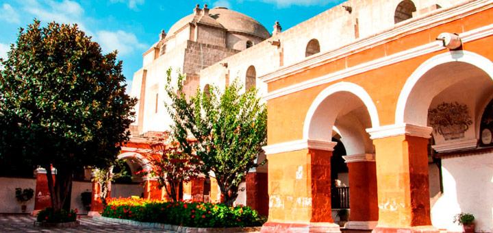 Monasterio Santa Catalina Arequipa