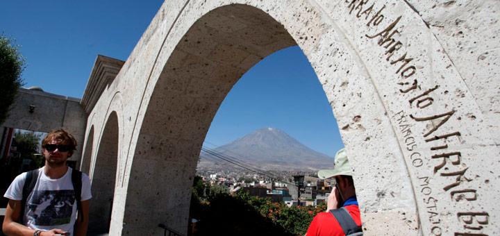 Yanahuara Arequipa