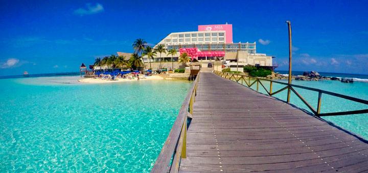 mejores lugares en cancun islas mujeres