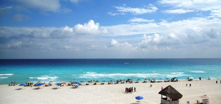 Mejores lugares Cancun playa Juventud