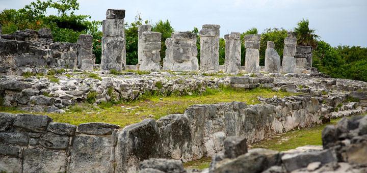 mejores lugares en cancun ruinas el rey