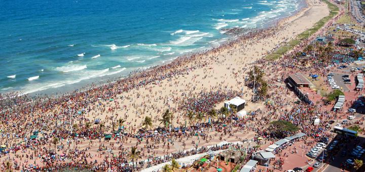 proximas vacaciones durban sudafrica
