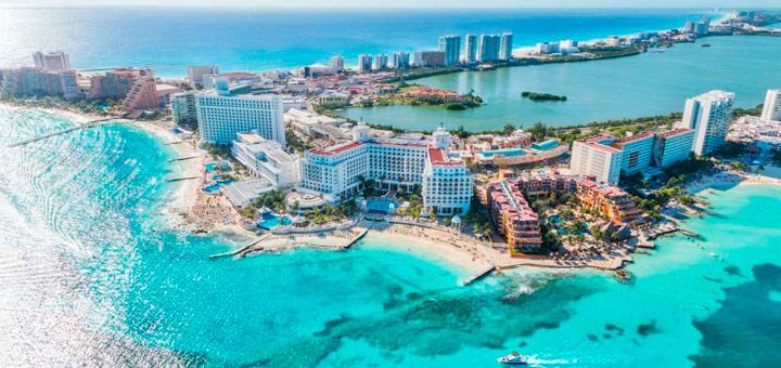 mejores lugares en Cancun