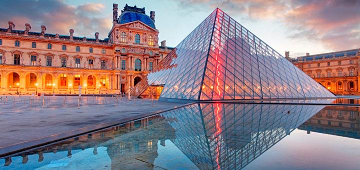 atracciones turisticas paris museo louvre