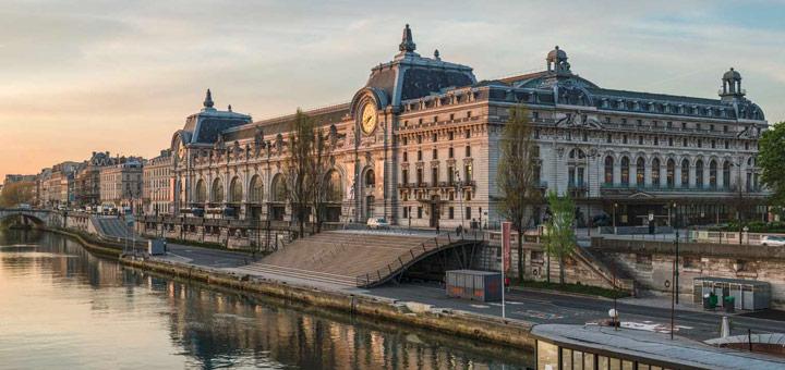 atracciones turisticas paris museo orsay