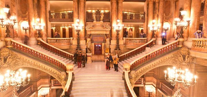 atracciones turisticas paris opera garnier