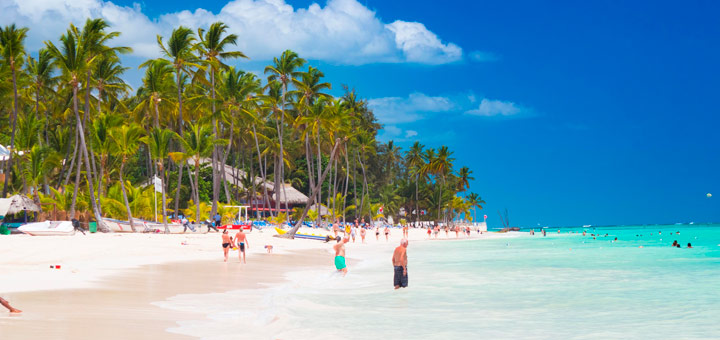 playas republica dominicana playa bavaro