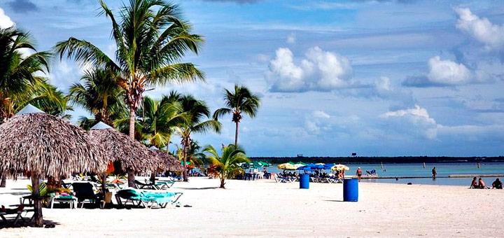 playas republica dominicana playa boca chica