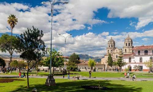cajamarca monumental