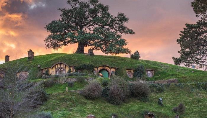 Paquete Hobbiton