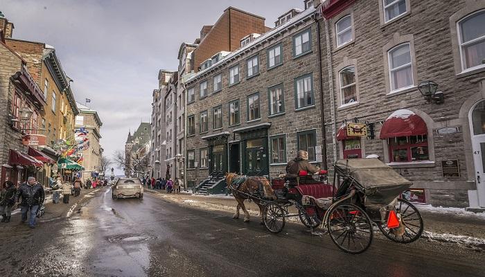 Paquete Quebec