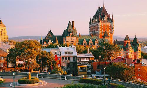 Paquete Turístico Quebec