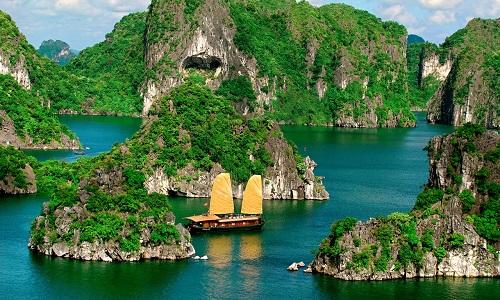 Paquete Turístico Vietnam - Camboya - Tailandia
