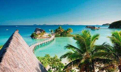Paquete Turistico Fiji