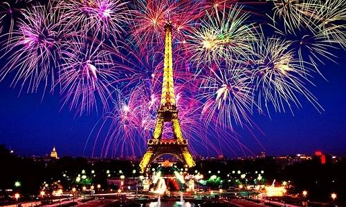 Paquete Turístico Año nuevo en París