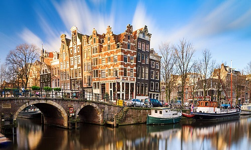 Paquete Turístico Amsterdam