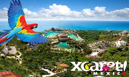 Paquete Turístico Mexico Xcaret