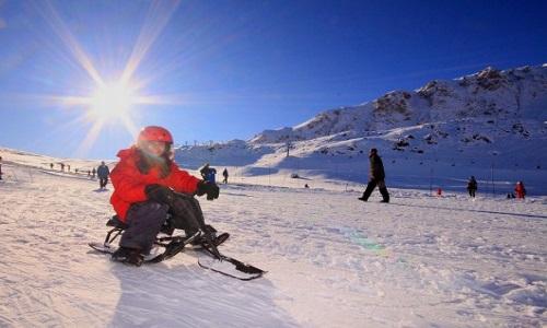Paquete Turístico Nieve en Familia