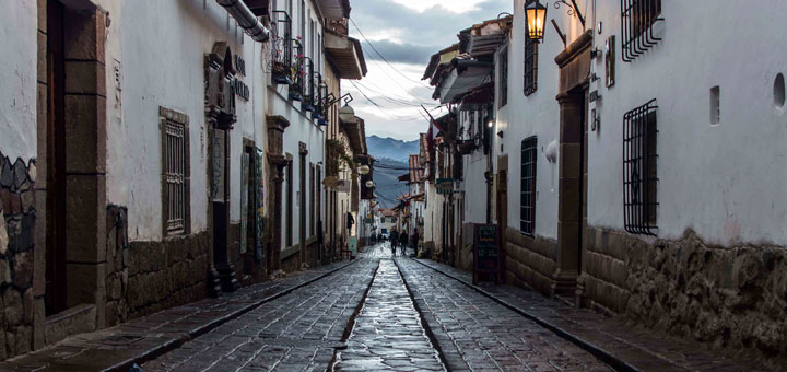 lugares turísticos de Cusco barrio de San Blas