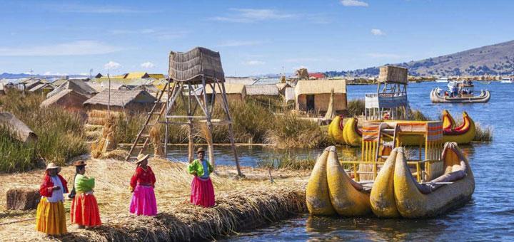 Turismo en Perú visita Puno
